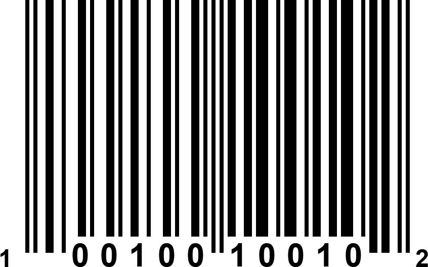 Barcode upc a